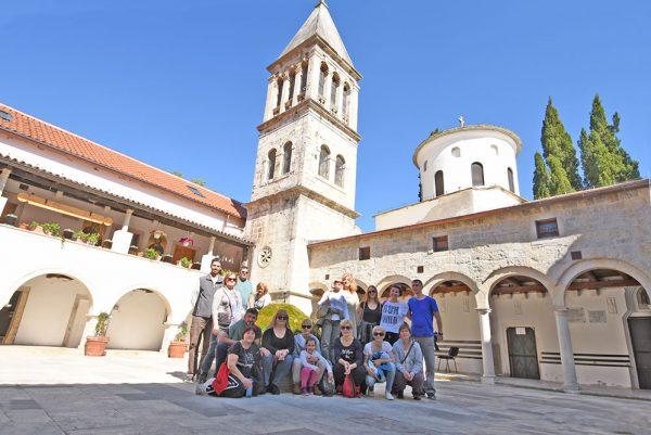 Hodočašće u Manastir Krka